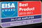 Mosconi D2 100.4 DSP wins EISA Best European In-Car Amplifier 2014-2015