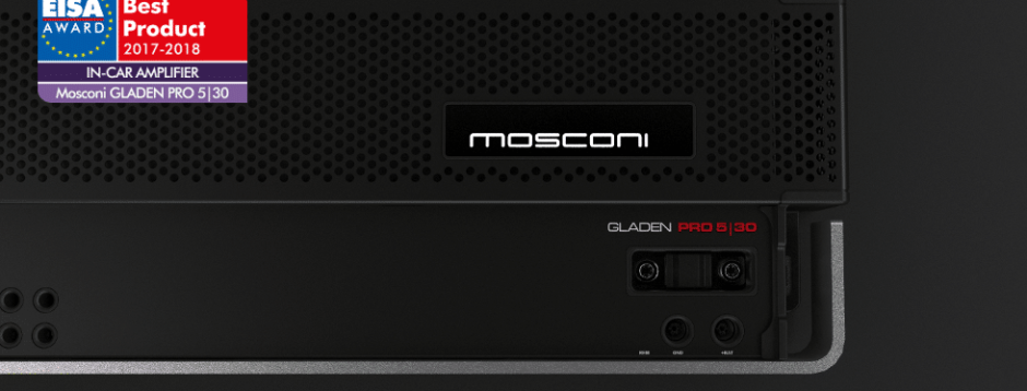 Mosconi America / Gladen Audio America