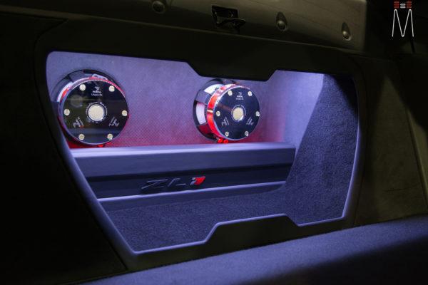 Chevy Callaway Camaro ZL1 – Mosconi America / Gladen Audio America